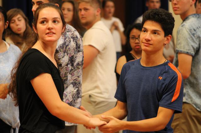 HSSP19 -- 2nd Dance Class