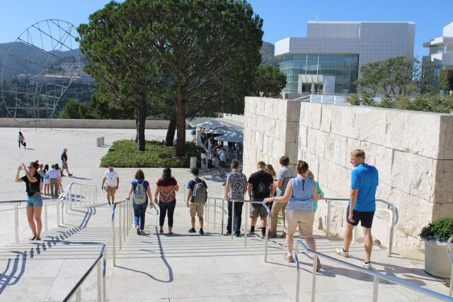 HSSP19 -- Getty Center