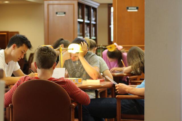 HSSP19 -- 1st Monday -- Study Hall
