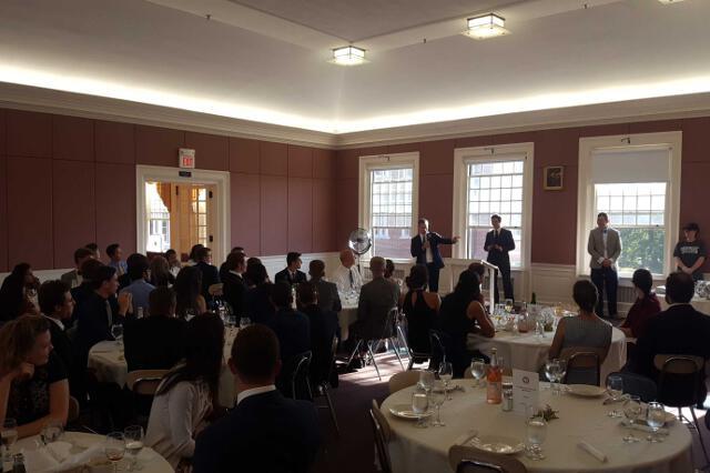 HSSP19-NE Banquet