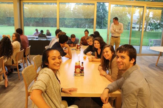 HSSP19-NE -- Dinner at Cindys