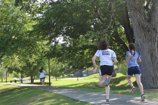 HSSP19-NE -- Quad Run