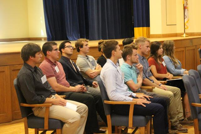 HSSP19 Orientation and Mass