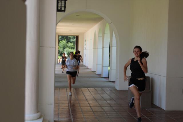 HSSP19 -- Quad Run