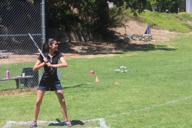 HSSP19 -- softball