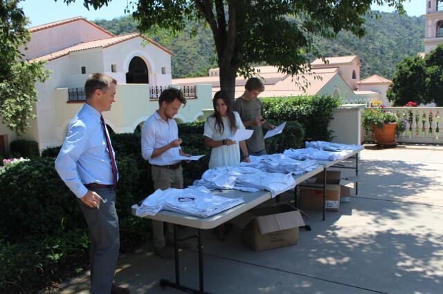HSSP19 -- t-shirts