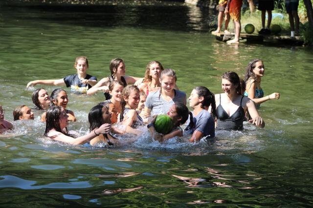 HSSP19 -- Watermelon Water Polo