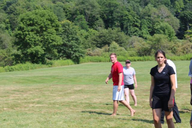 HSSP-NE19 -- 1st Tuesday -- Ultimate Frisbee