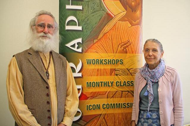 Vladislav and Olga Andrejev