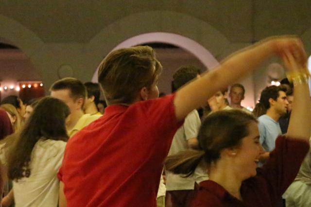 Junior-Freshman Welcoming Dance (2018)