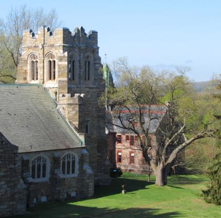 Sage Chapel and Stone Hall