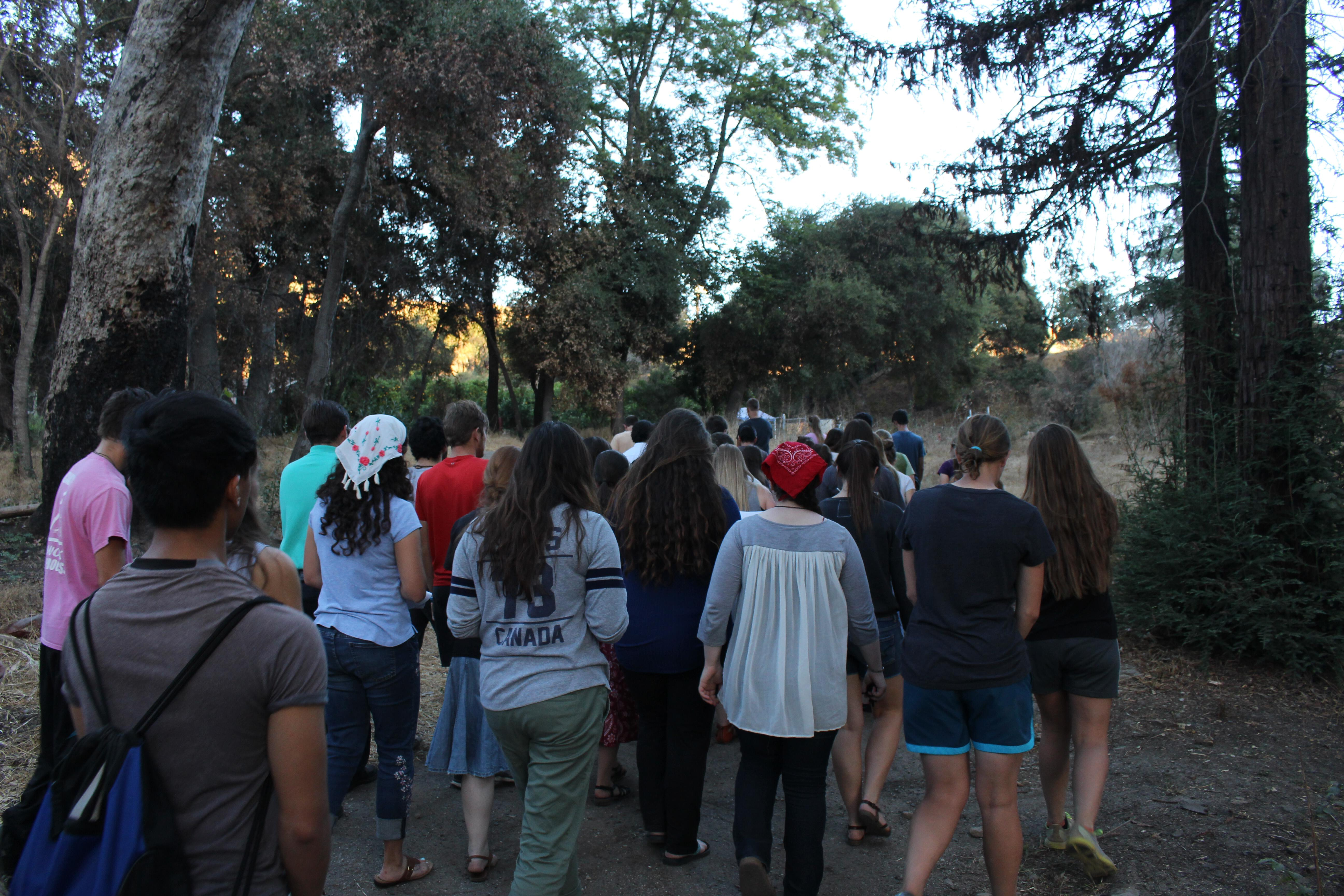 Our Lady of Sorrows Rosary Procession 2018