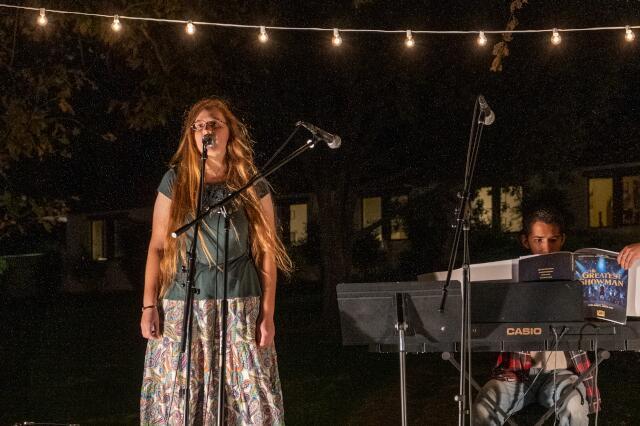 Fall Open-Mic Night California 2019