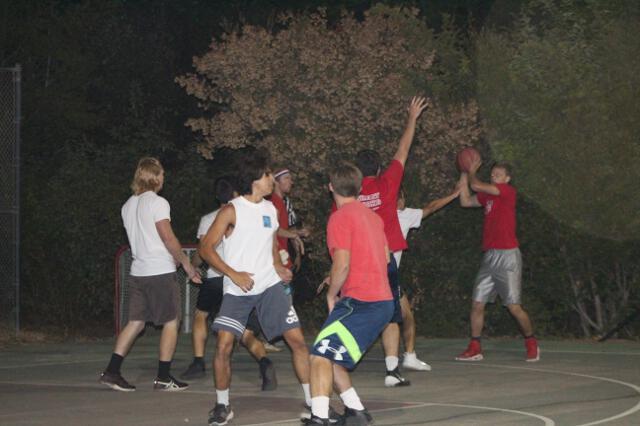 California Orientation 2019 Mens Basketball Tournament