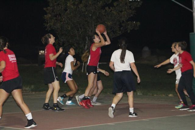 California Orientation 2019 Womens Basketball Tournament
