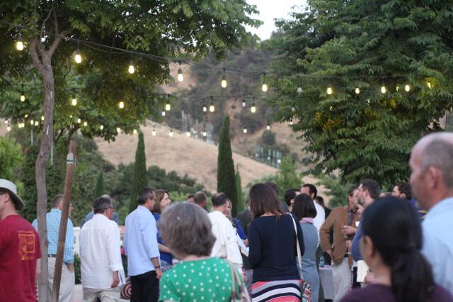 California Orientation 2019 Parents Reception