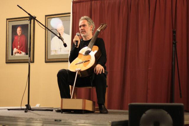 Paul Galbraith Concert 2017