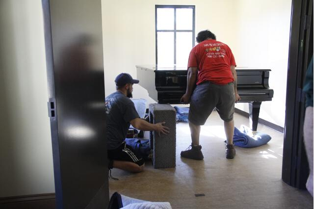 Piano Delivery 2018