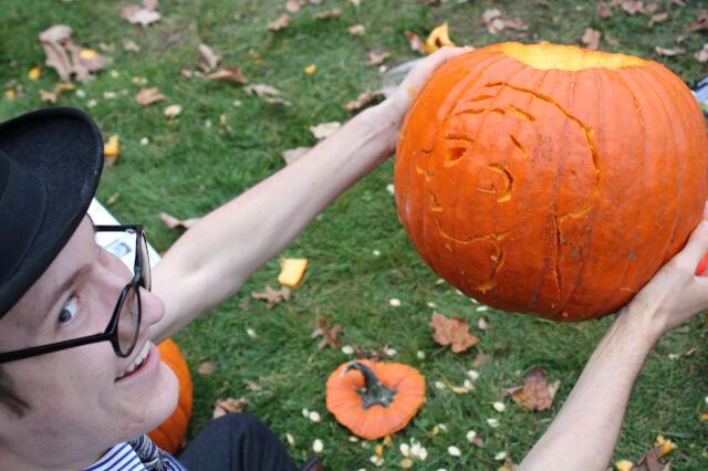 Pumpkin Carving New England 2019