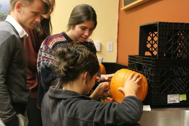 Pumpkin Carving California 2019
