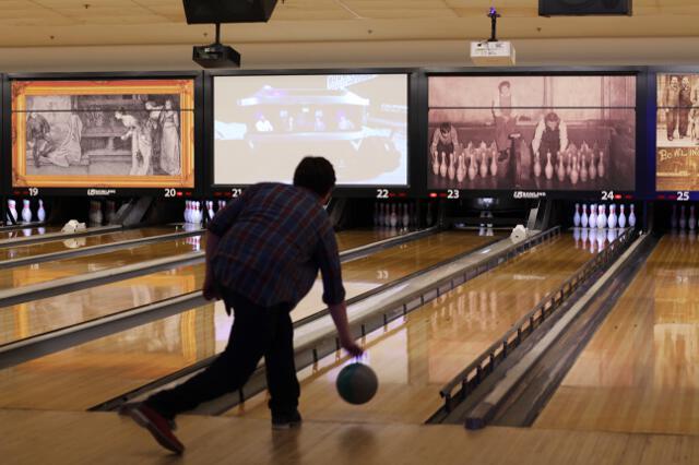 Senior Bowling 2019