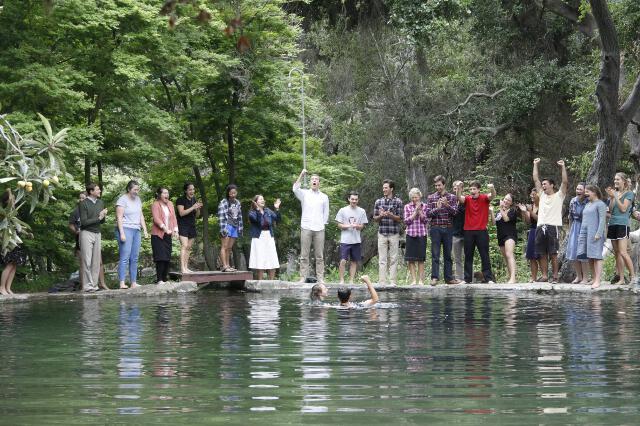 Senior Pond-Jumping 2019