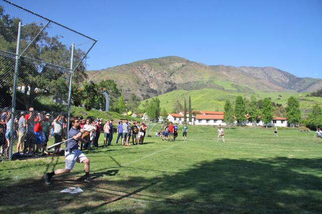 Senior-Faculty Softball 2018