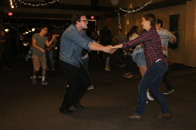 Sophomore-Freshman Dance California 2019