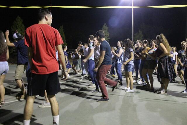 California Sophomore-Freshman Dance 2019