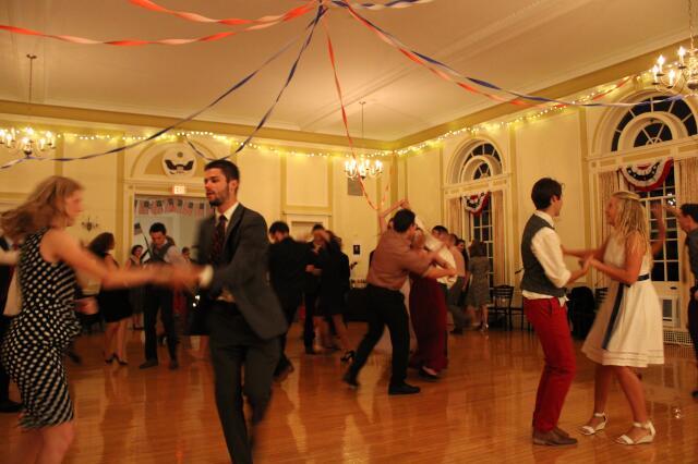New England First Dance 2019