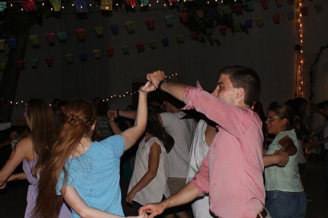 Sophomore-Freshman Dance 2018