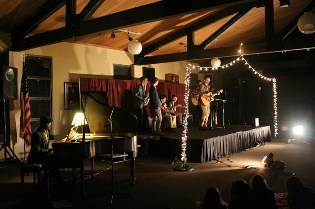 California Open Mic Night -- Spring 2020