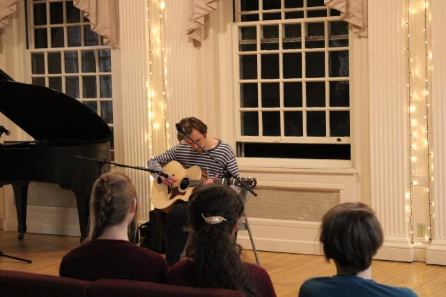 New England Open Mic Night -- Spring 2020