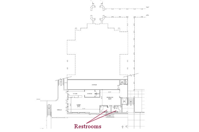 St. Cecilia Hall Drawings -- 04