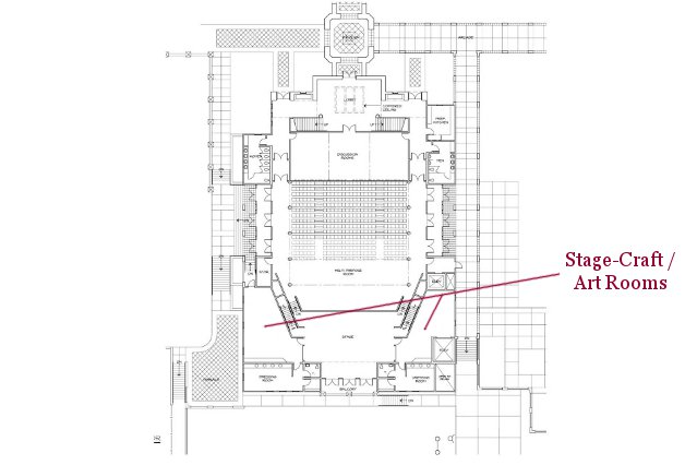 St. Cecilia Hall Drawings -- 09