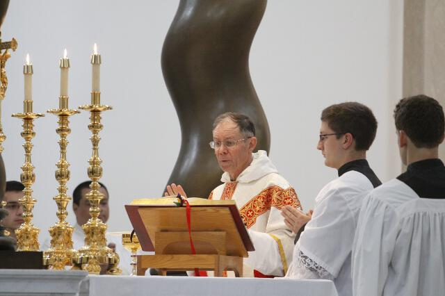 St. Thomas Day Mass 2018