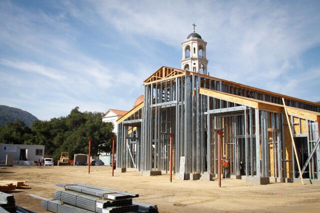 St. Gladys Construction 11-2013 -- 02