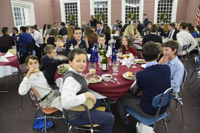 New England Thanksgiving Dinner and Dance 2019