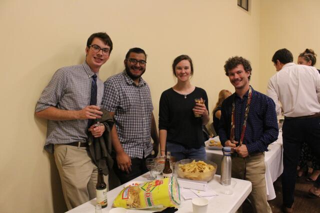 Students v Tutors Trivial Pursuit CA 2019