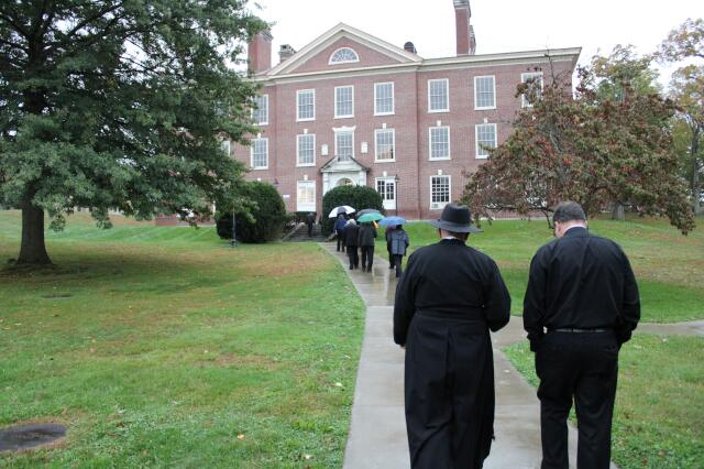 Vicariate Meeting on New England Campus 2019