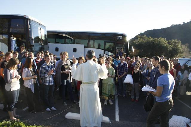 Walk for Life 2015 Departure -- 10