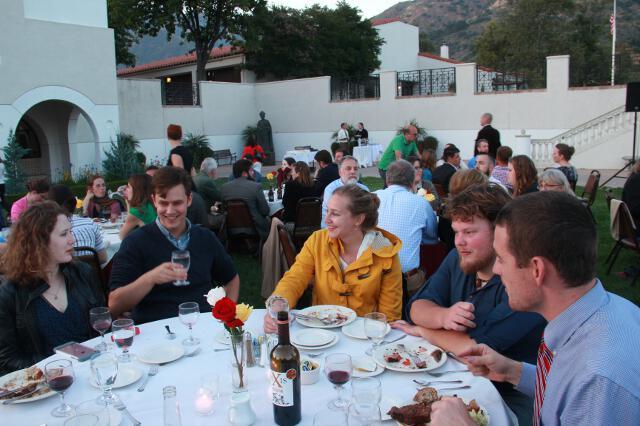 West Coast Alumni Dinner