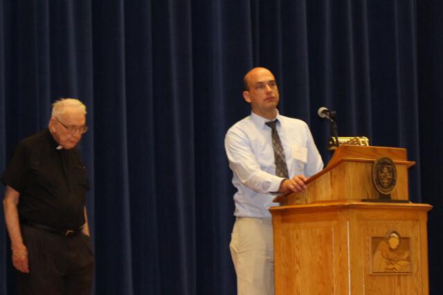 Alumni Relations Coordination Aaron Dunkel ('06)