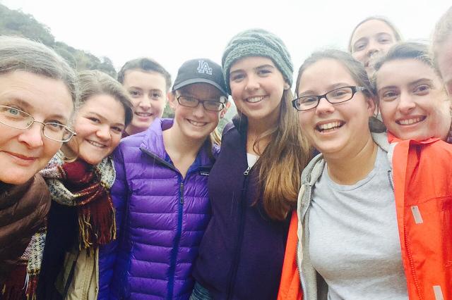 Women's Hike 2015 -- 04