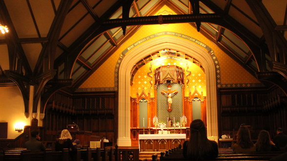 Sanctuary, Our Mother of Perpetual Help Chapel