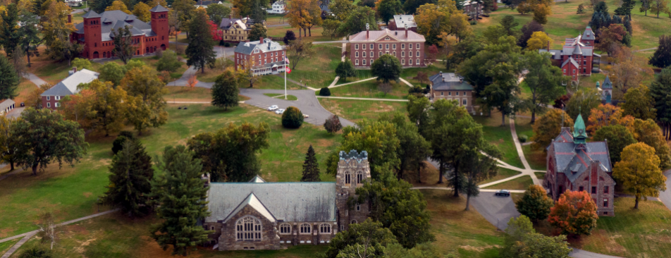 New England campus